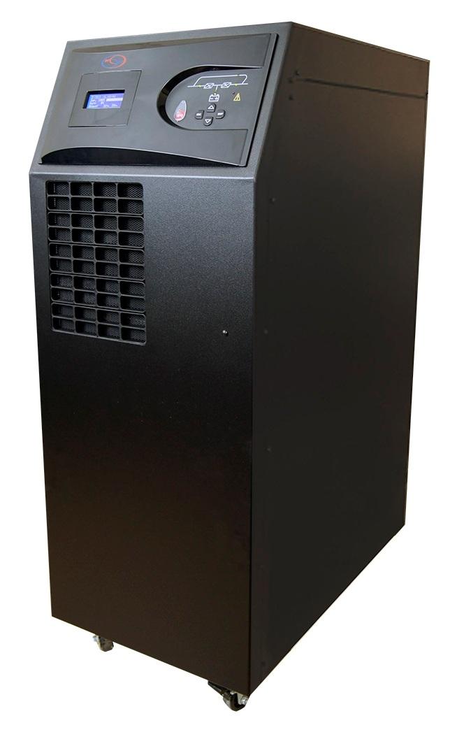 Трёхфазный ИБП 20 кВА 18 кВт Исток ИДП-2-3/3-20-380-Д